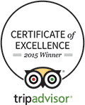 Manhattan Beach Marriott Certificate of Excellence