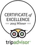Manhattan Beach Marriott Certificate of Excellence