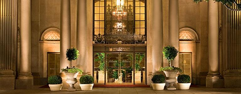 Millennium Biltmore Hotel LA
