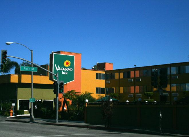 Vagabond Inn Convention Centre Long Beach
